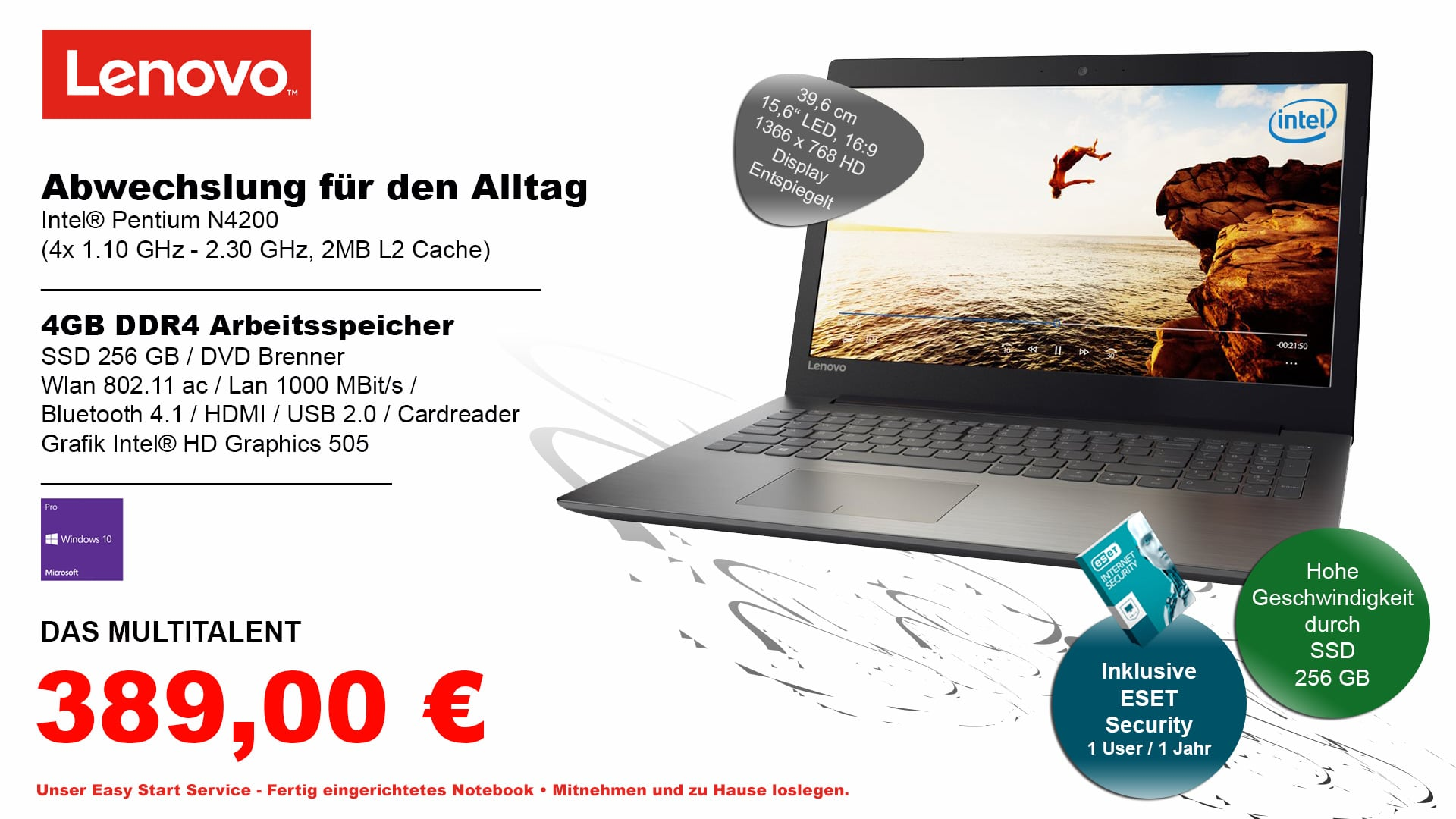 Lenovo Notebook Ideapad 320