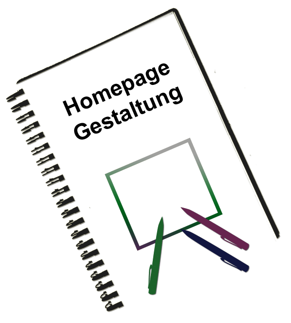 Homepage-Planung