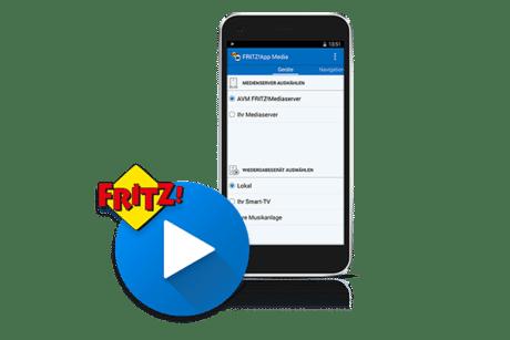 MyFritz!App Media