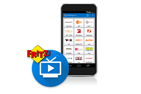 MyFritz!App TV