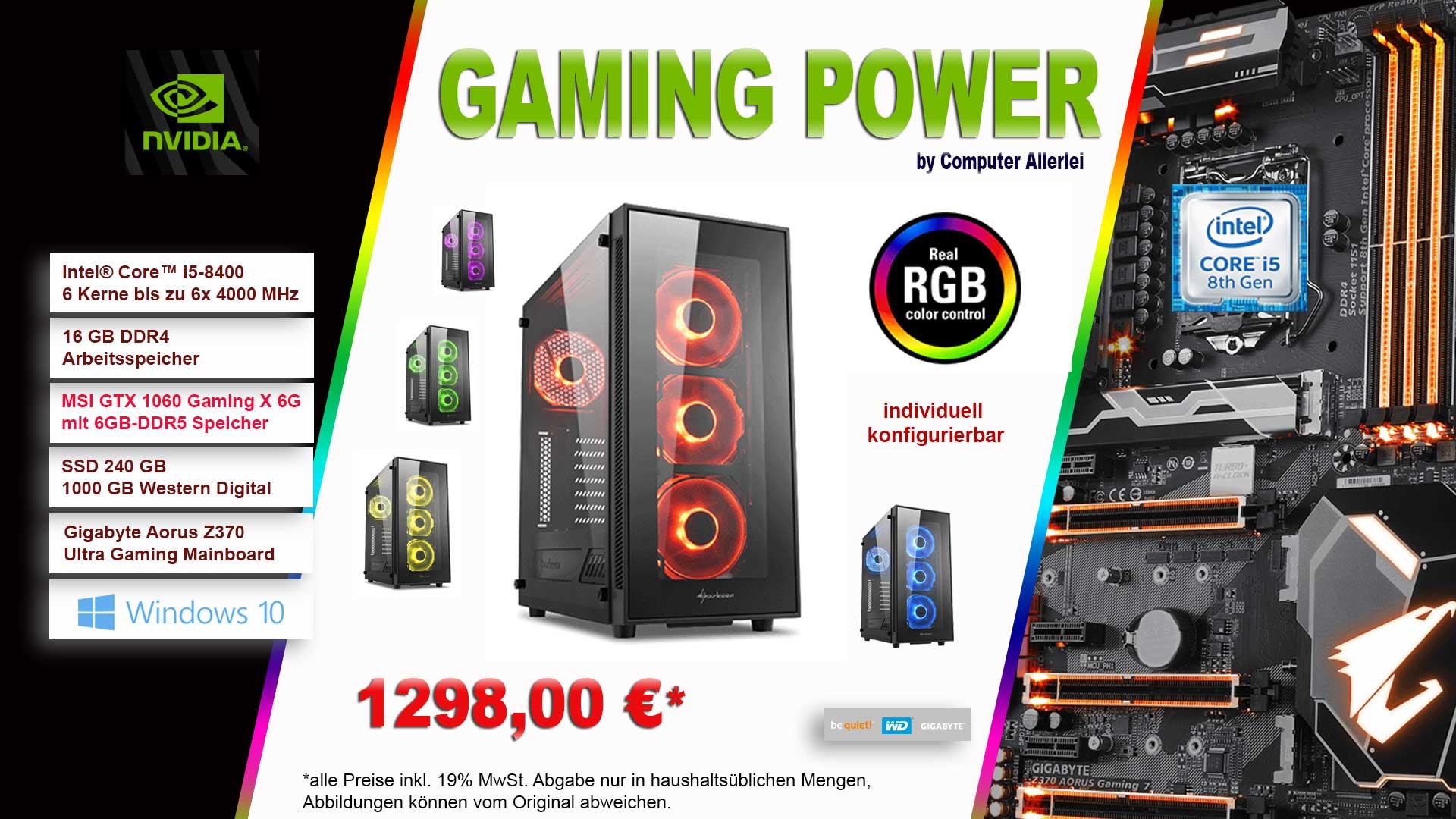 Gaming-PC-GTX1060-by-Computer-Allerlei-Spezial
