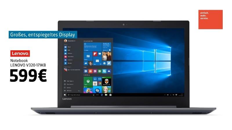 Computer Allerlei Lenovo-Notebook