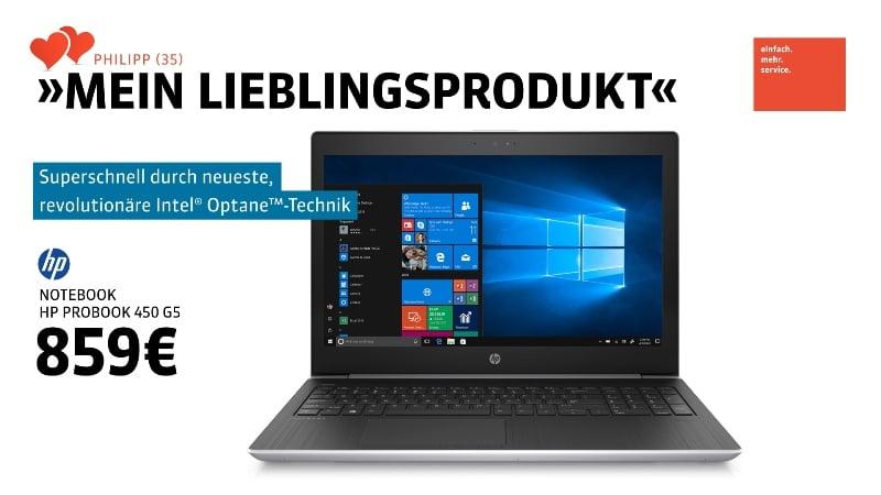 Computer Allerlei Lieblingsprodukt-HP-Notebook